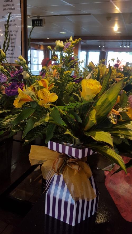Floral Arrangements Workington and Maryport