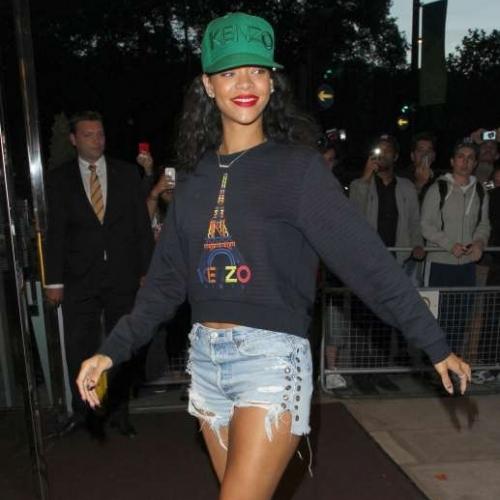 Security Nation VIP Rihanna project.