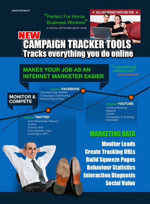 Campaign Tracker Tools