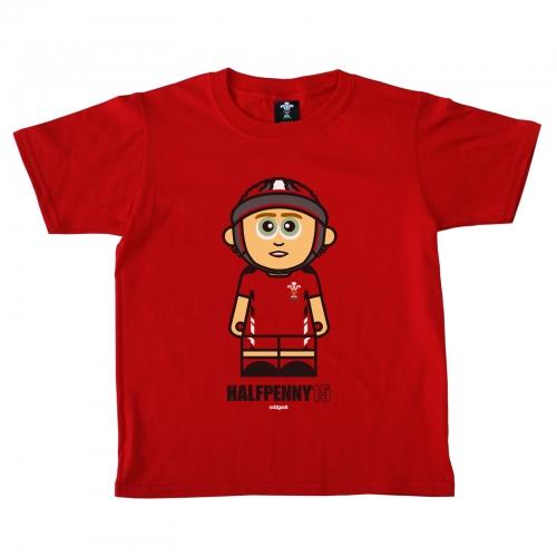 Leigh Halfpenny Children's ODDGODS t-shirt