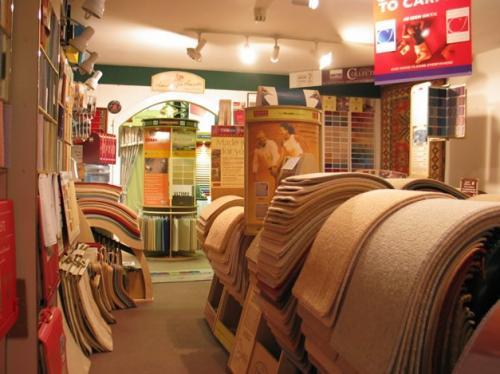 Parts of  Showroom