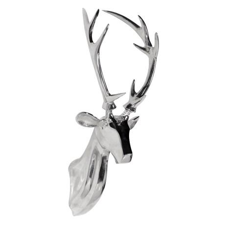 Reindeer Head Wall Mount