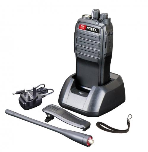 MITEX GENERAL DMR DIGITAL UHF LICENSED RADIO