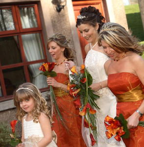 Wedding Flowers Perthshire