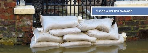 Flood dmaage