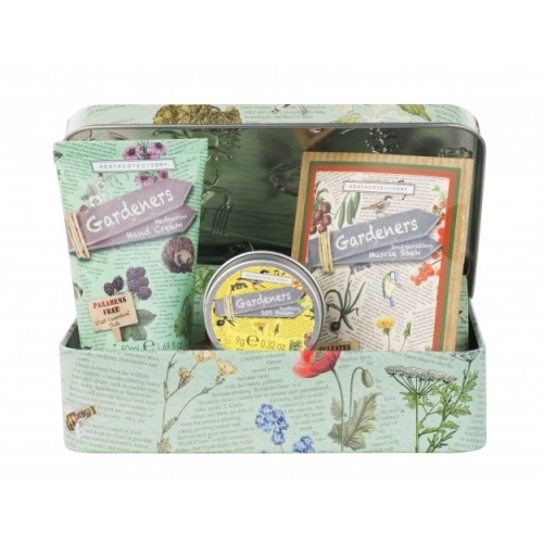 Heathcote  Ivory SOS Gardeners Gift Tin - £10.00