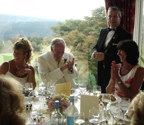 Glasgow Magician - Wedding Magic