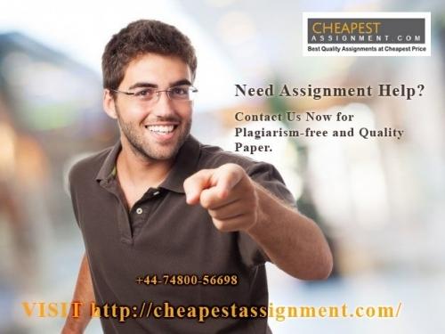 Best Assignment Help In UK