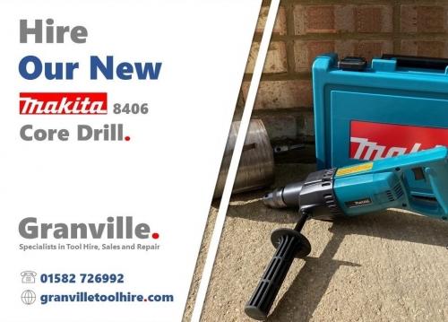 Granville Tool Hire Luton - Core Drill Hire