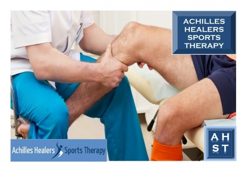 Achilles Healers Sports Therapy Knee Treatment