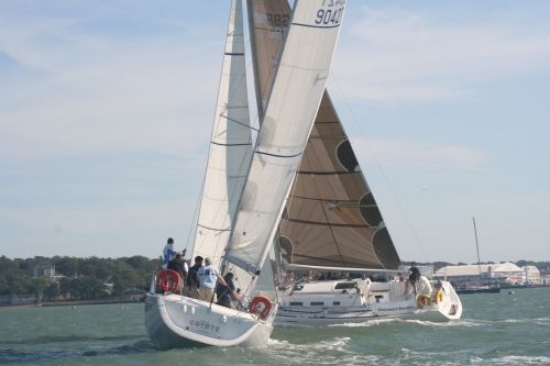 Company Sailing Days