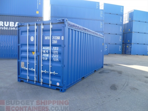 20ft Open Top Shipping Containers
