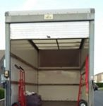 Tail lift for those heavy and bulky items.