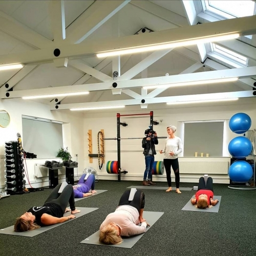 Group Yoga Pilates