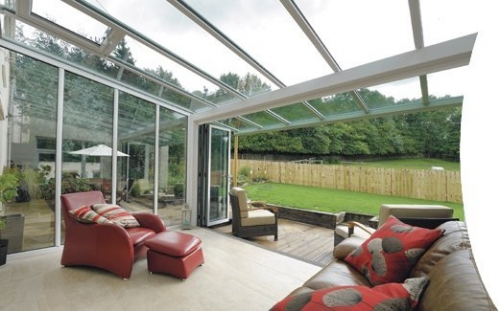 patio Lean to extension
