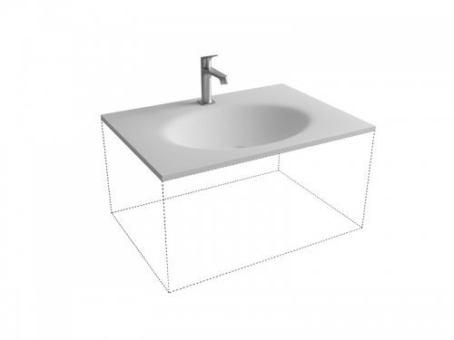Finesse Vanity Wash Basin