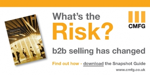 B2B selling - how has it changed? Download the guide at http://cmfg.co.uk/content-download-guides/