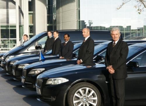 Executive Chauffeur Service