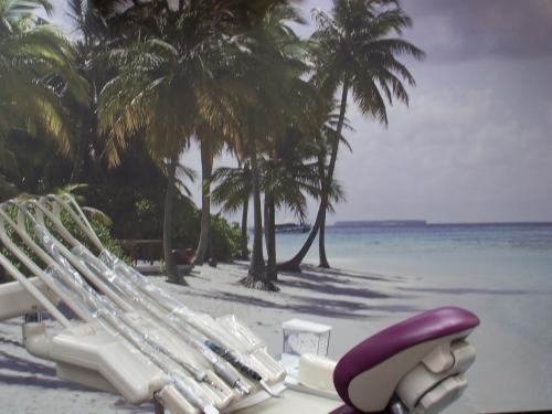 Relaxing Surroundings In Our Dental Practice
