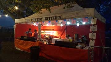 Event Catering Kitchen