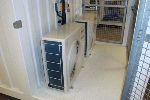 Technical Cabin Air Conditioning