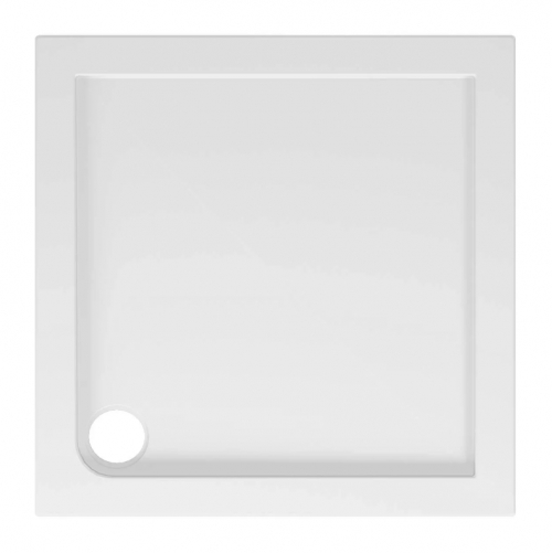 40mm Pearlstone Square Shower Tray