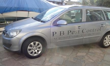 PB Pest Control Vehicle 2