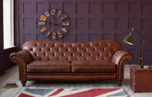 St Crispin Chesterfield Sofa