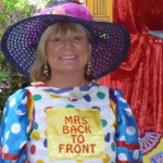 Mrs Back To Front