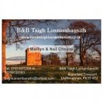 B & B Taigh Lusnambansith