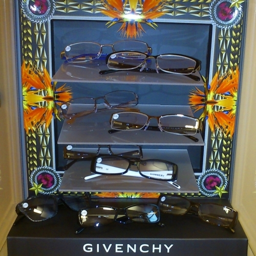 Givenchy frames
