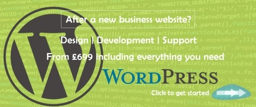 Wordpress Business website design and Development