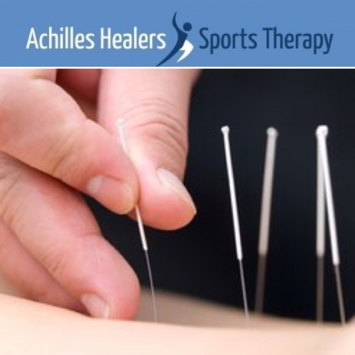 Achilles Healers Sports Therapy - we offer Medical Acupuncture