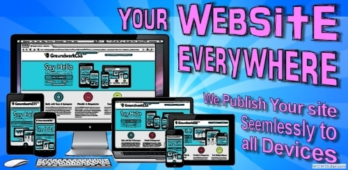 Your Site on all devices