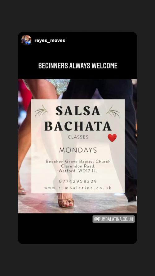 Salsa, Bachata & Social