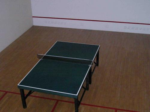 Table Tennis and Squash Courts Newbury Park