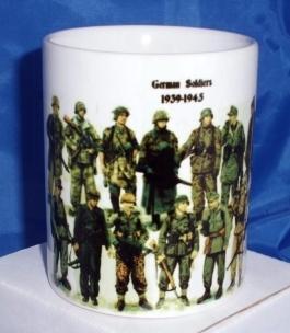 ww2 Military mugs