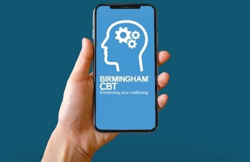 Birmingham CBT Get In Touch