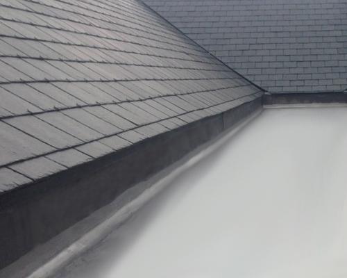 Mastic Asphalt Flat Roof