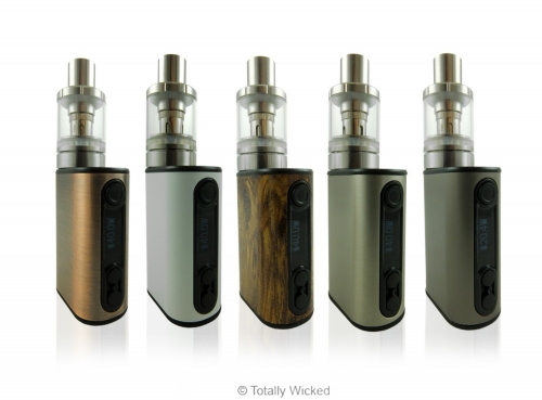 TW INTU Mini 1100mAh E-cig Kit and E-liquid Oldham