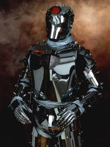 Robots and Robotic Mime available for hire