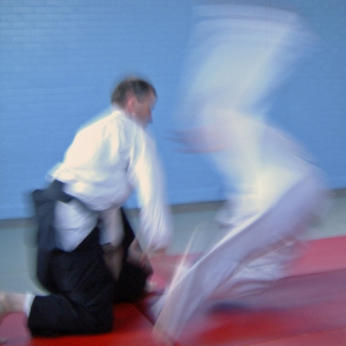 Aikido In Reading