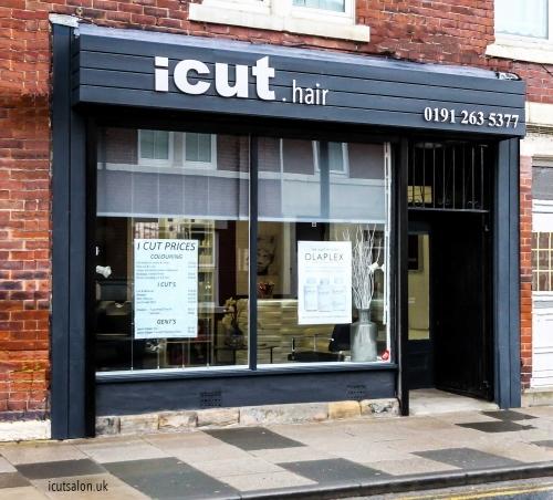 Icut Hair Street
