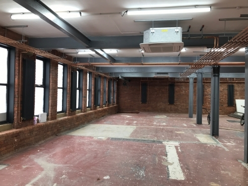 40kW GSHP Offices