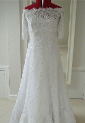 San Patrick Estefania Bridal Gown