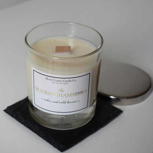 The Buckinghamshire Candle - Home County Candle Co.