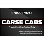 Carse Cabs