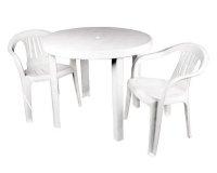 White Garden Furniture 160 1