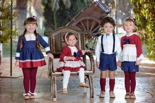 Miranda Spanish Childrens Wear