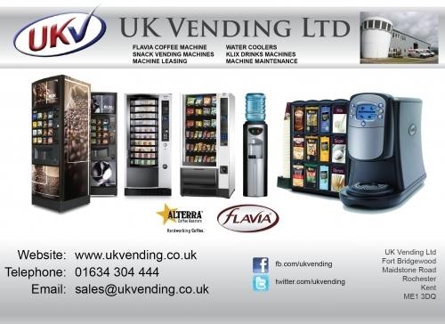 UK Vending Ltd Poster